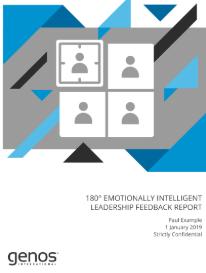 360° EI Leadership Feedback Report
