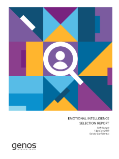 Emotional Intelligence Recruitment Assessment