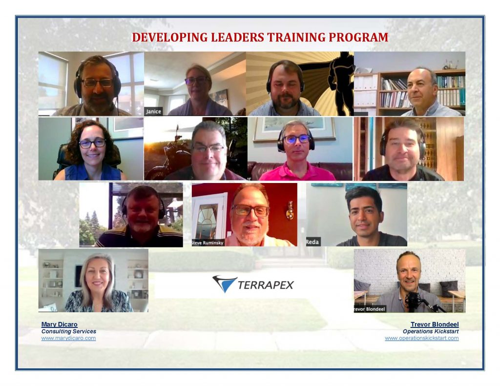 Virtual Training with Operations Kickstart