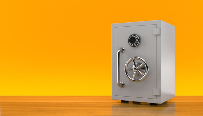 Your Safe Has a Back Door: I Sealed Mine and You Can Too