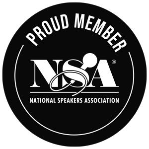 National Speakers Association Member